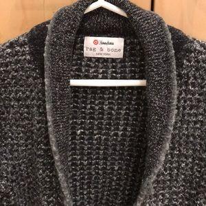 rag & bone Sweaters - Rag & Bone shawl collar cardigan